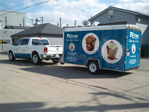 Ritter's Truck and Trailer Graphics